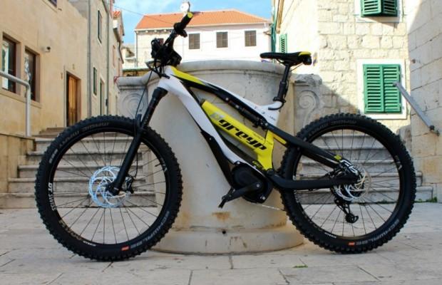 Greyp G6, una mountain bike eléctrica que no debes perder de vista
