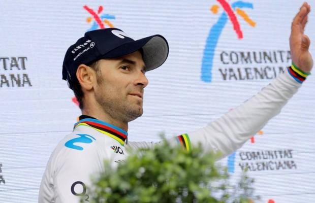Alejandro Valverde se retira