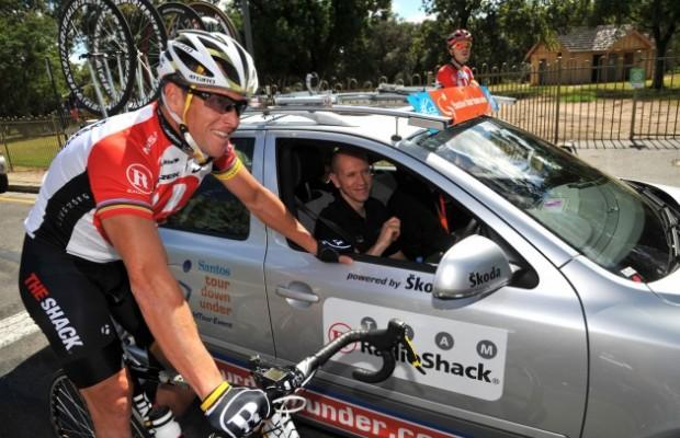 Una carrera de 6 días pago 1 millón de dólares a Lance Armstrong para que participara en ella