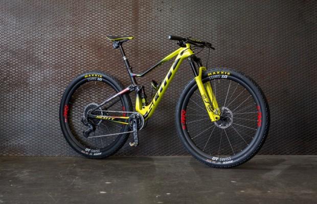 The Scott Spark bike for Nino Schurter in the Cape Epic 2019