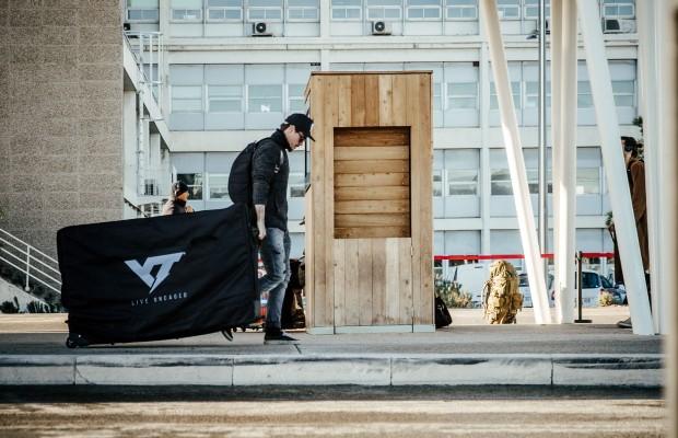 ¿Caja de cartón o maleta? YT Body Bag es una nueva solución económica y práctica