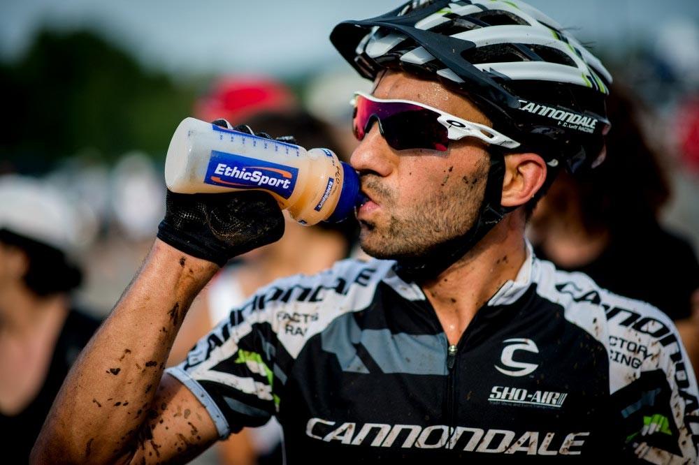 Hidratación Ciclista