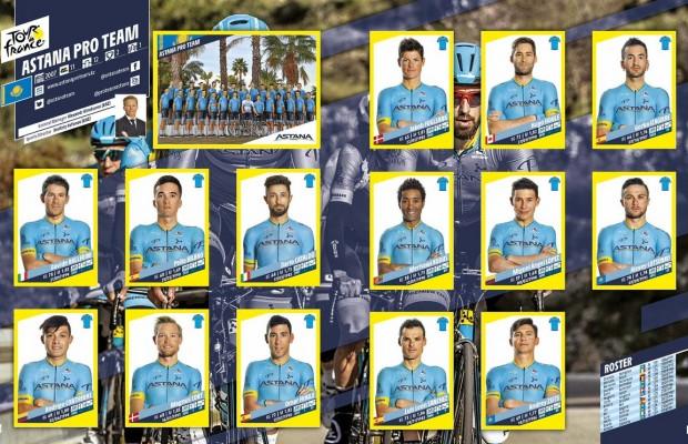 El Tour de Francia anuncia un álbum de cromos Panini para 2019
