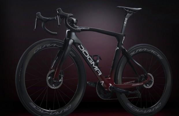 Nueva Pinarello Dogma F12: Froome estrena bici