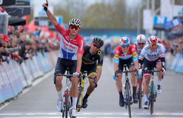 Van der Poel correrá su última carrera de ruta 4 días antes del comienzo de la Copa del Mundo MTB