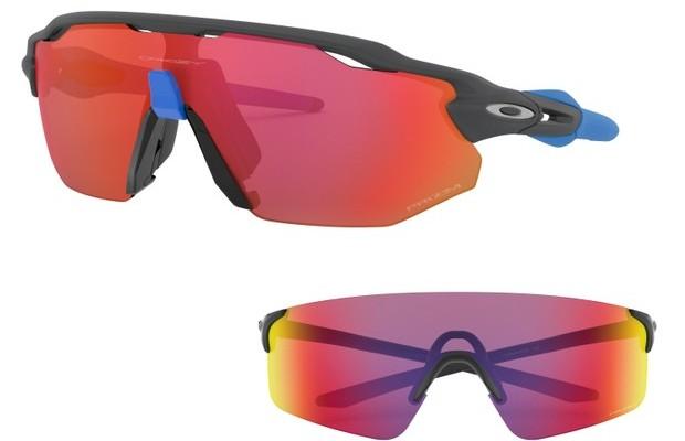 Oakley presenta sus nuevas gafas para ciclismo, Radar EV Advancer y EVZero Blade