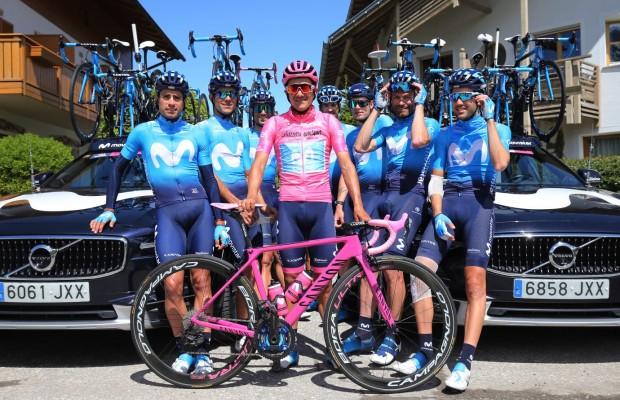 La Canyon Ultimate CF SLX con la que Carapaz ganó el Giro de Italia 2019