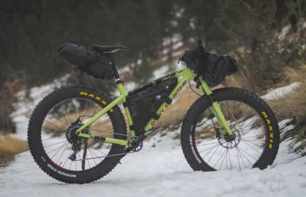 Qué bici es mejor para bikepacking