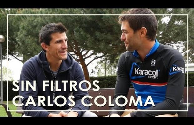 """Carlos Coloma se sincera en esta entrevista: """" me gustaría ganar un mundial y repetir medalla en Tokio"""""""