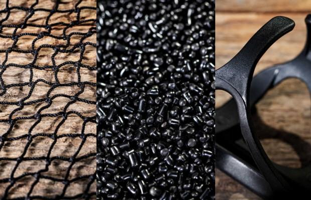 Bontrager Bat, un portabidón hecho con redes de pesca