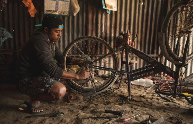 Rajesh Magar, de la cruda pobreza a las Enduro World Series