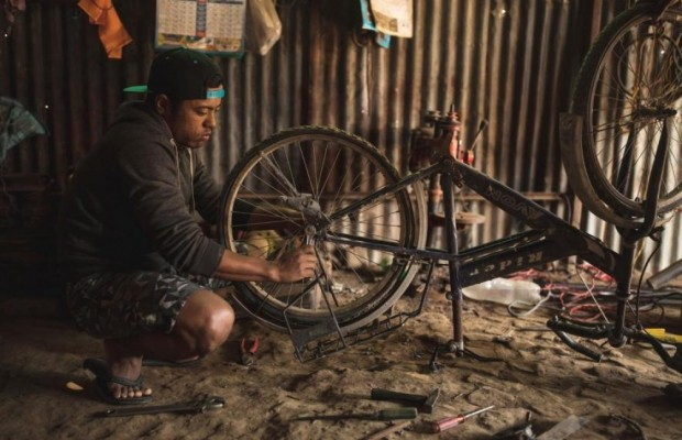 Rajesh Magar, from raw poverty to the Enduro World Series