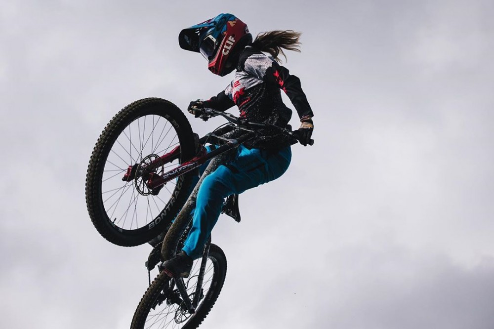 Red Bull Rampage >> Casey Brown Will Be The First Woman In The Redbull Rampage