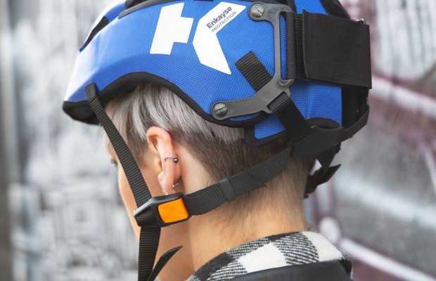 Hedkayse, el casco que sigue siendo seguro después de un accidente