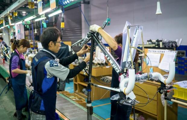 Giant, el mayor fabricante de bicis: