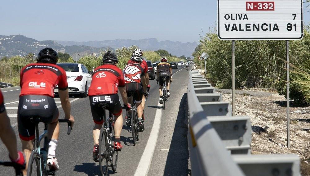 ciclistas, seguridad ciclista