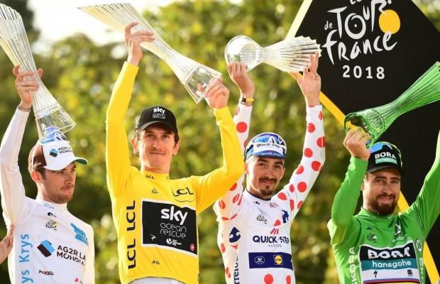 Favoritos para ganar el Tour de Francia 2019