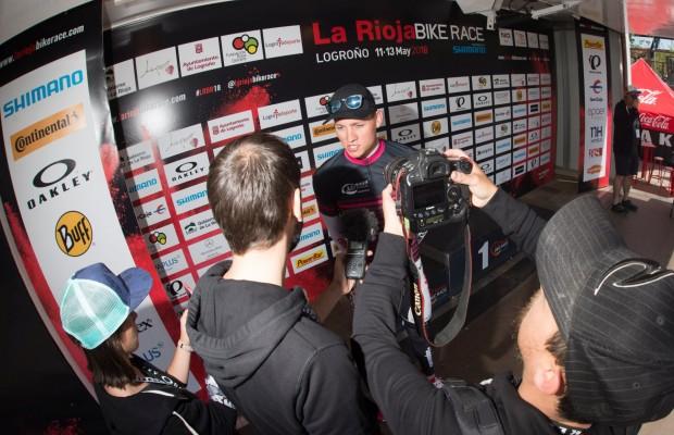 Mathieu van der Poel arrasa en La Rioja Bike Race 2018