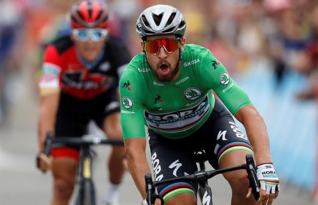 Peter Sagan está listo para el Tour, pero este año su maillot será diferente