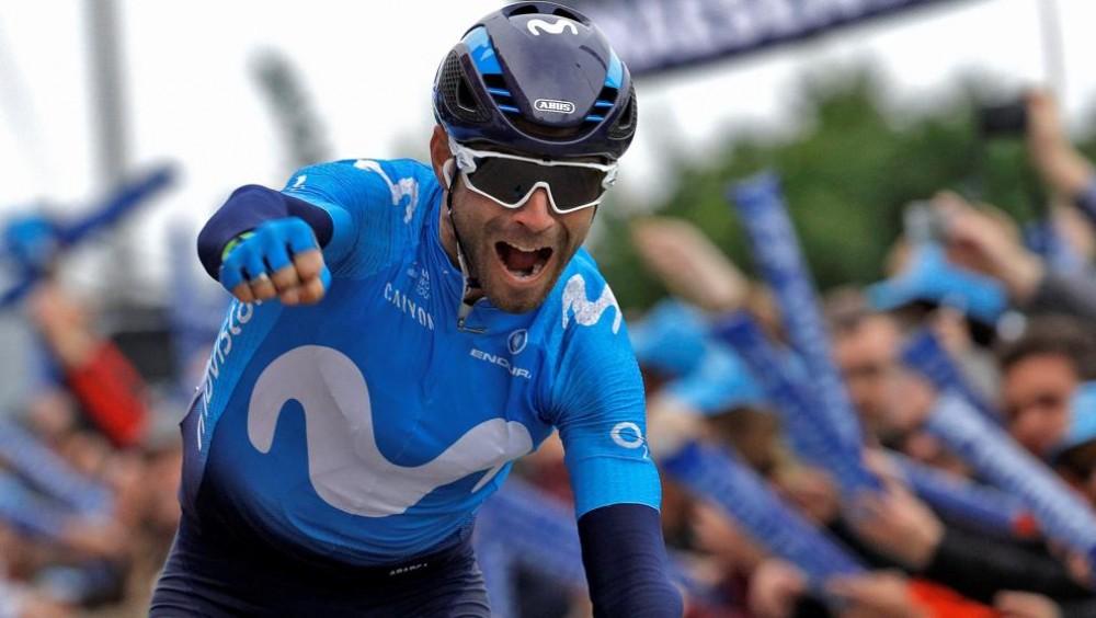 Alejandro Valverde, retirada de Alejandro Valverde