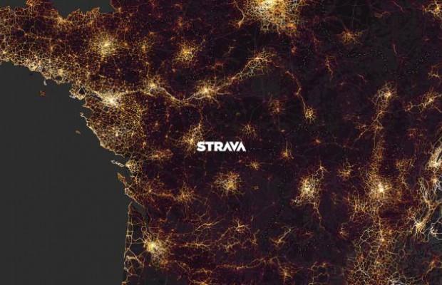 ¿Qué ciclistas del Tour de Francia están subiendo sus etapas a Strava?