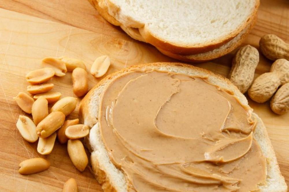 mantequilla de maní, crema de cacahuete