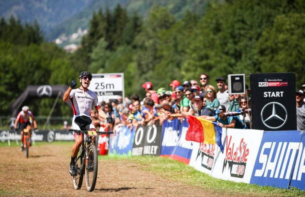 Vlad Dascalu wins the Val di Sole 2019 World Cup