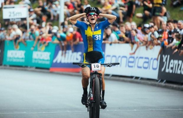 Jenny Rissveds wins the Lenzerheide XCO World Cup 2019