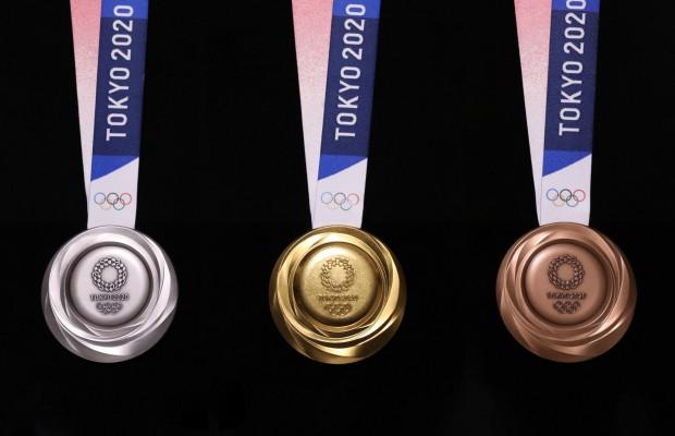 Las medallas de Tokio 2020 estarán fabricadas con teléfonos y ordenadores reciclados