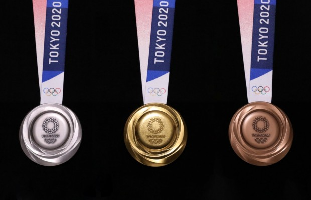 Tokyo 2020 medals will be made with recycled smartphones and computers