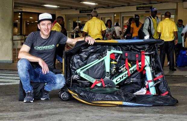 ¿Qué lleva Ibon Zugasti en la maleta para una carrera por etapas?