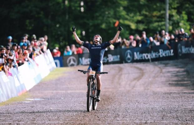 Vlad Dascalu becomes U23 World Champion