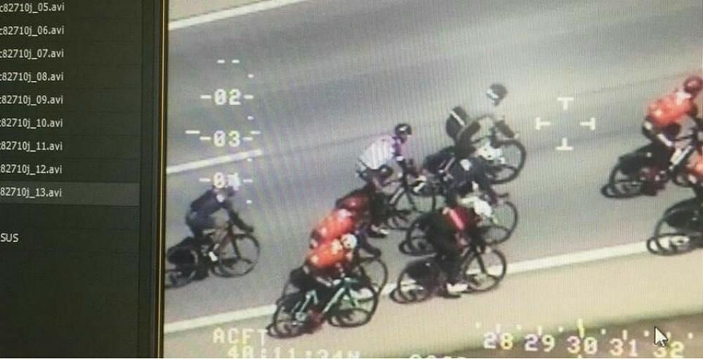 ciclistas, ultas
