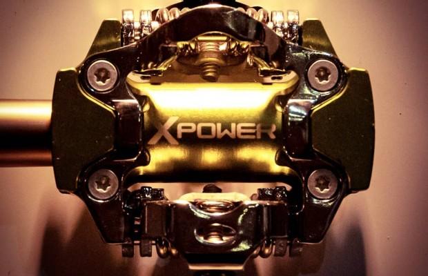 SRM X Power, los primeros pedales para MTB con medidor de potencia