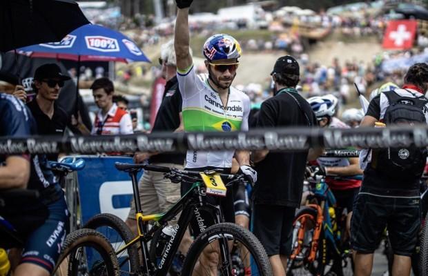 """Henrique Avancini vuelve al 2º puesto del ranking UCI: """"En 2012 no tenía equipo ni seguidores"""""""
