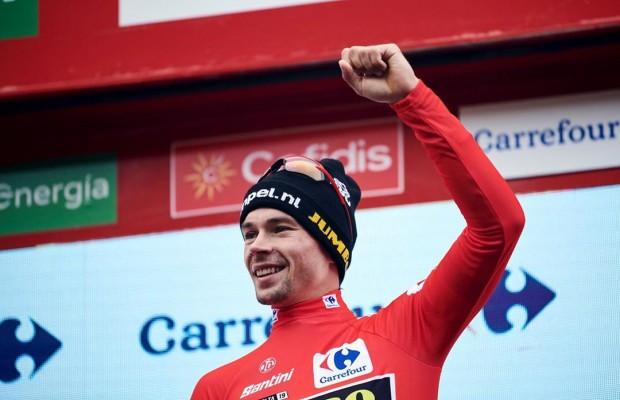Primoz Roglic, de saltador de esquí a ganar la Vuelta