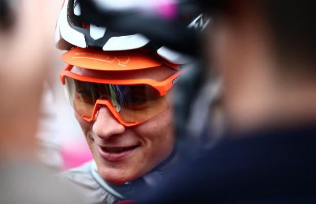 Van der Poel, baja de última hora para el test olímpico de Tokio