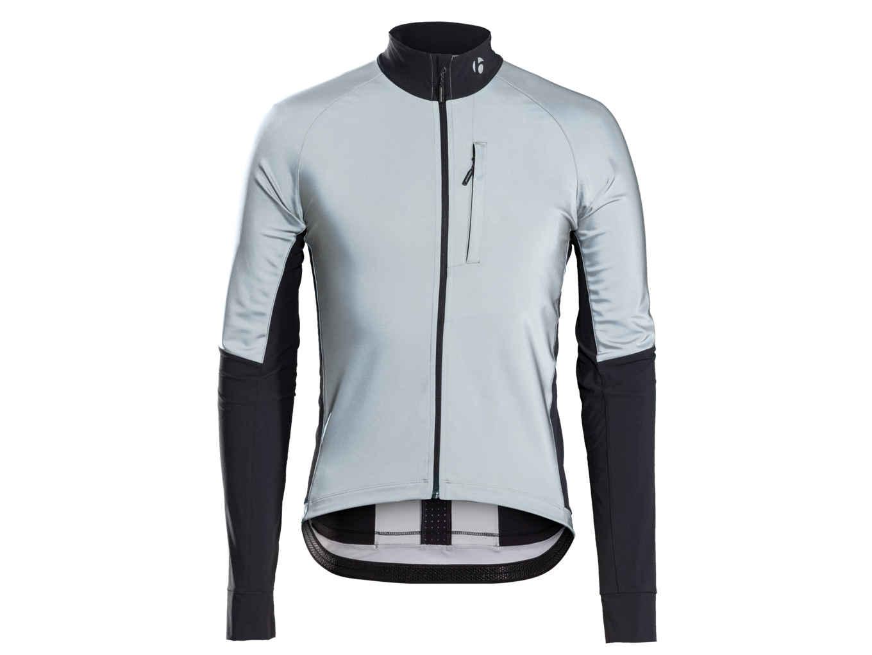 chaqueta reflectan ciclista
