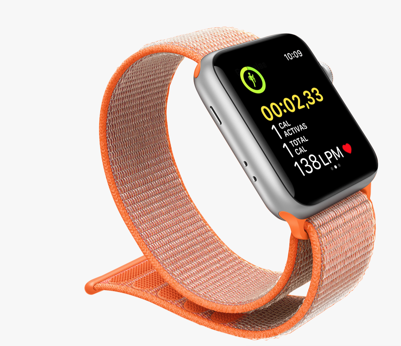 Apple Watch 3 para ciclismo