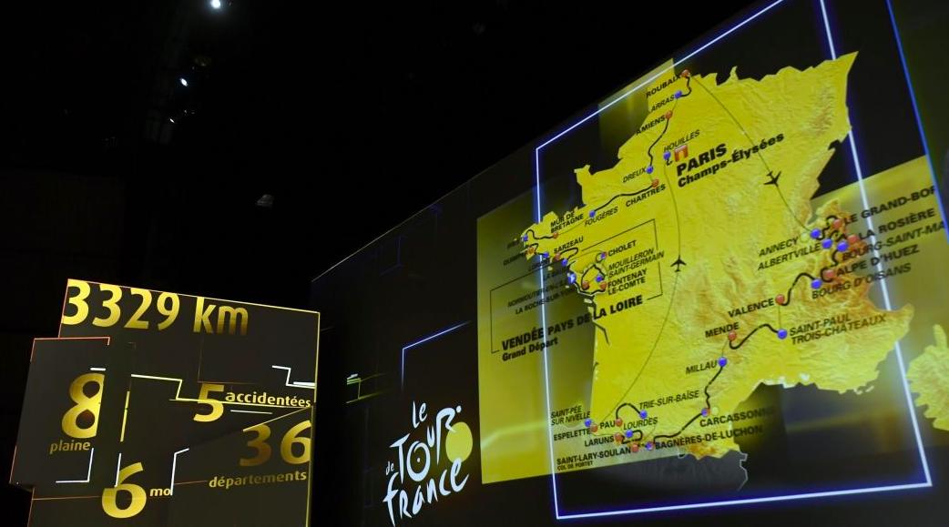 Tour de Francia 2018
