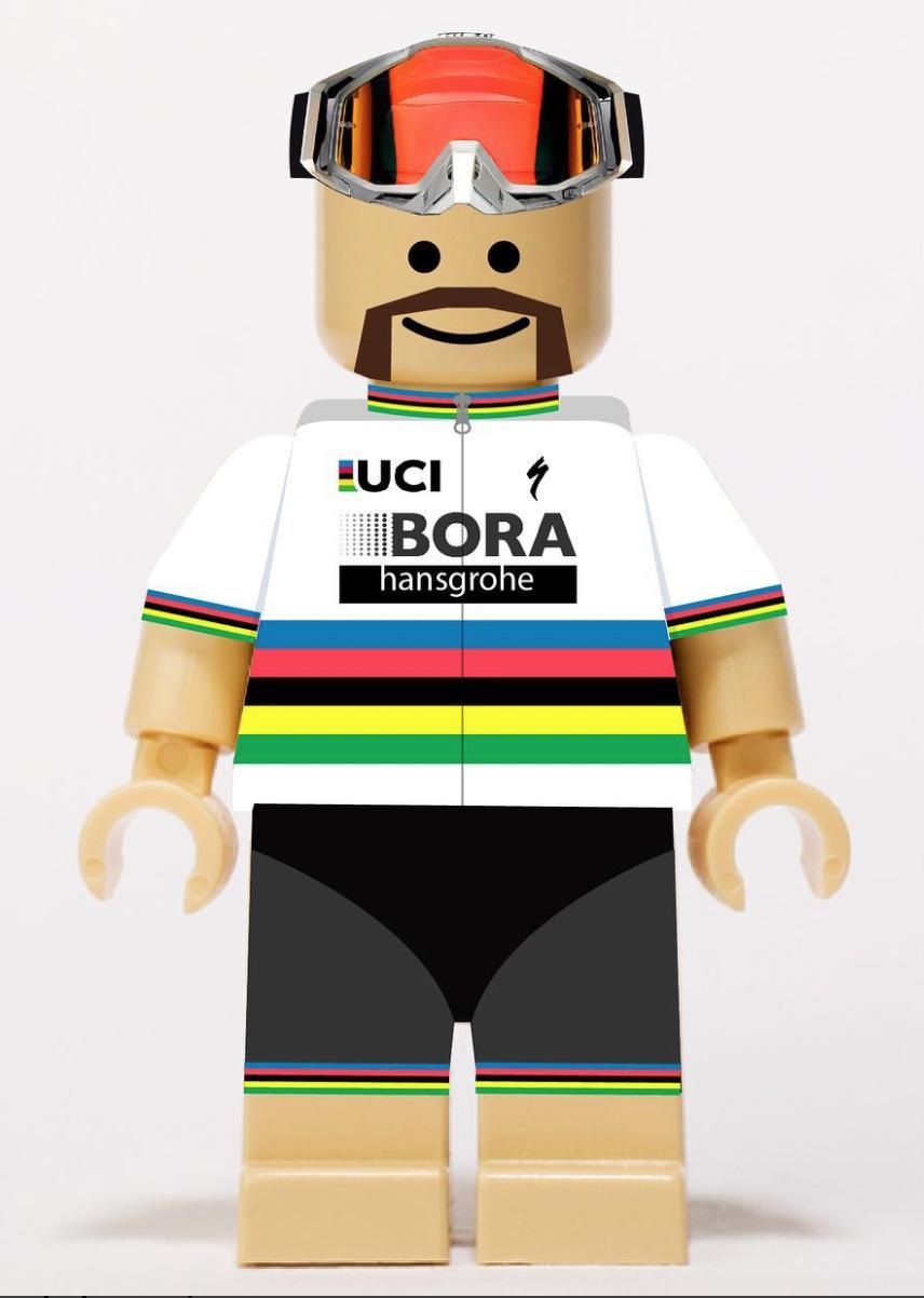Peter Sagan LEGO