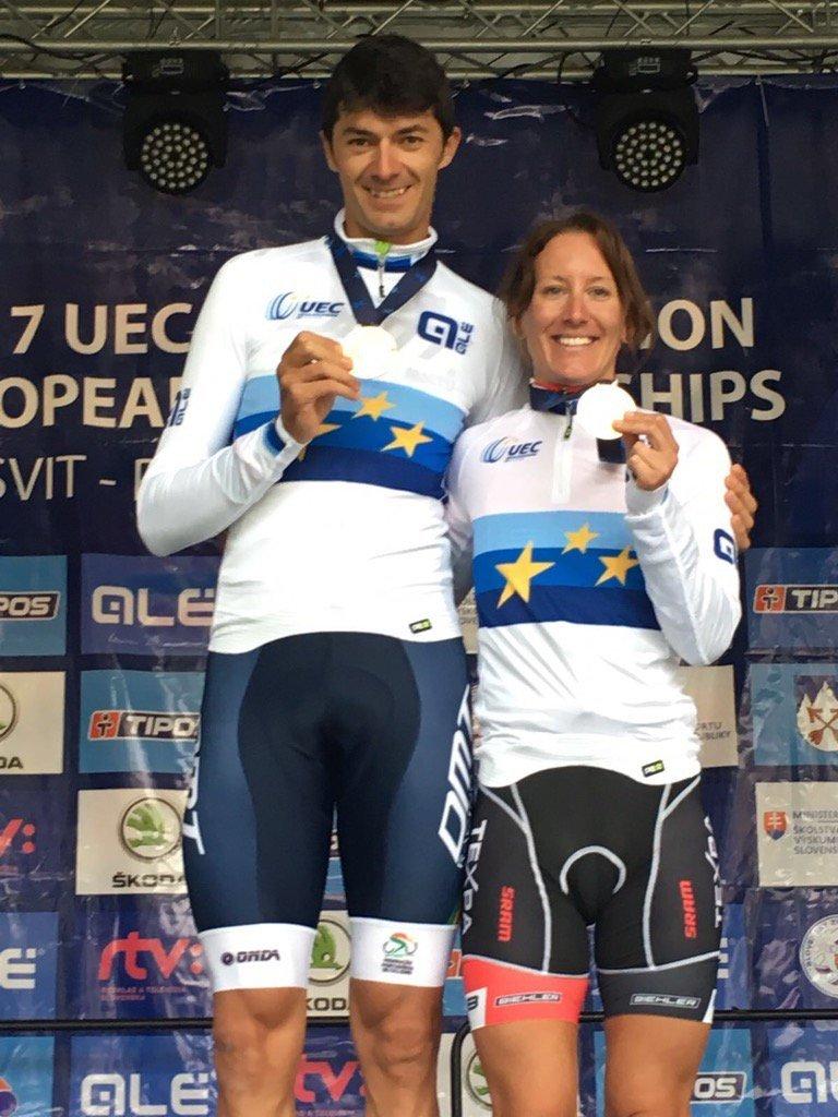 Tiago Ferreira Campeón de Europa