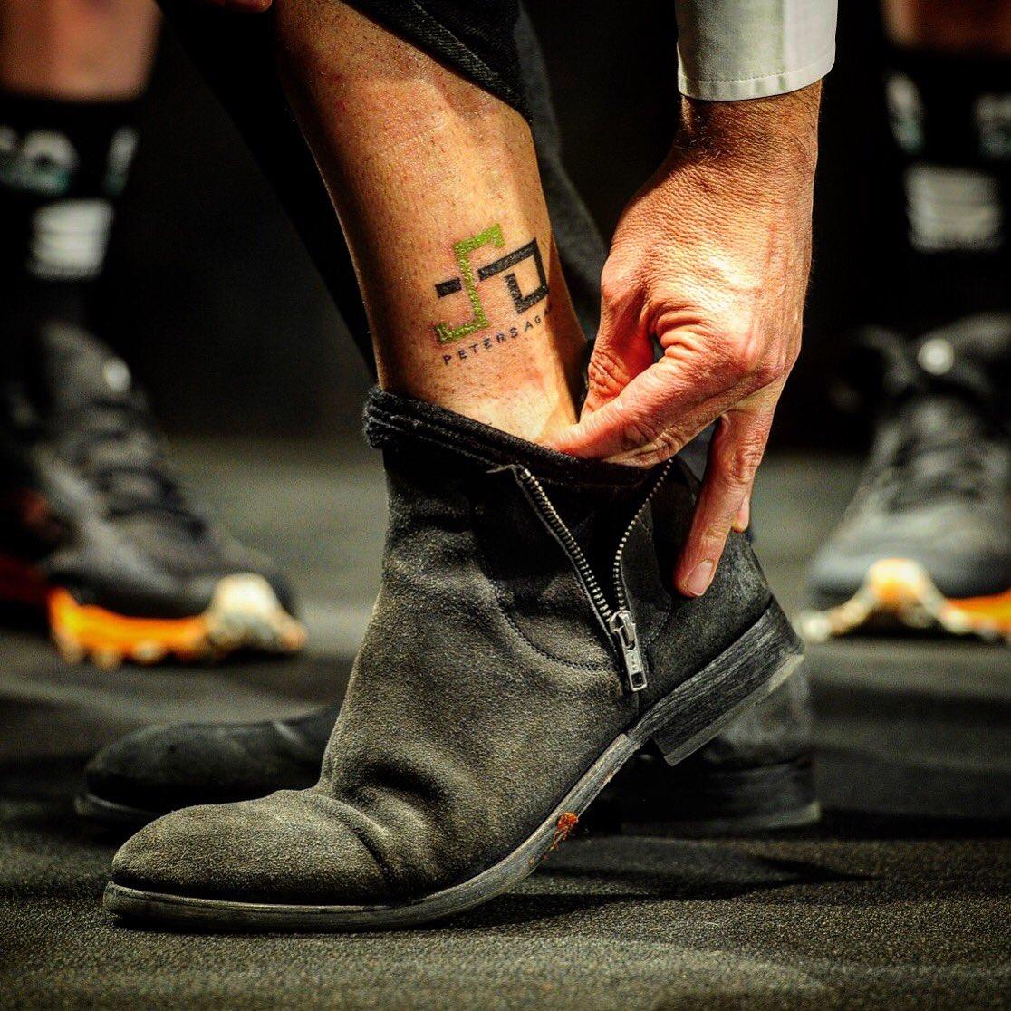 Tatuaje Peter Sagan