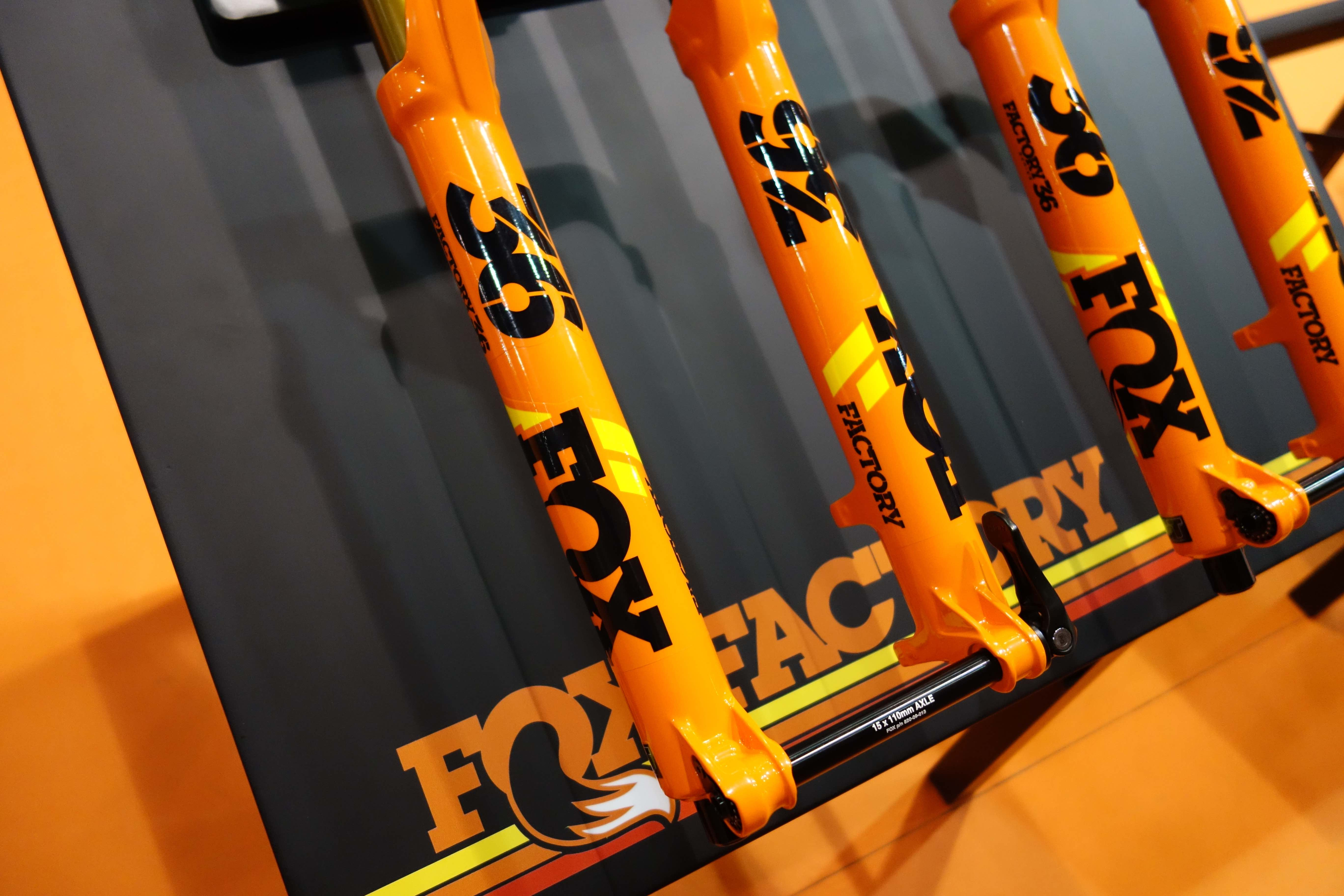 Fox 36 Naranja