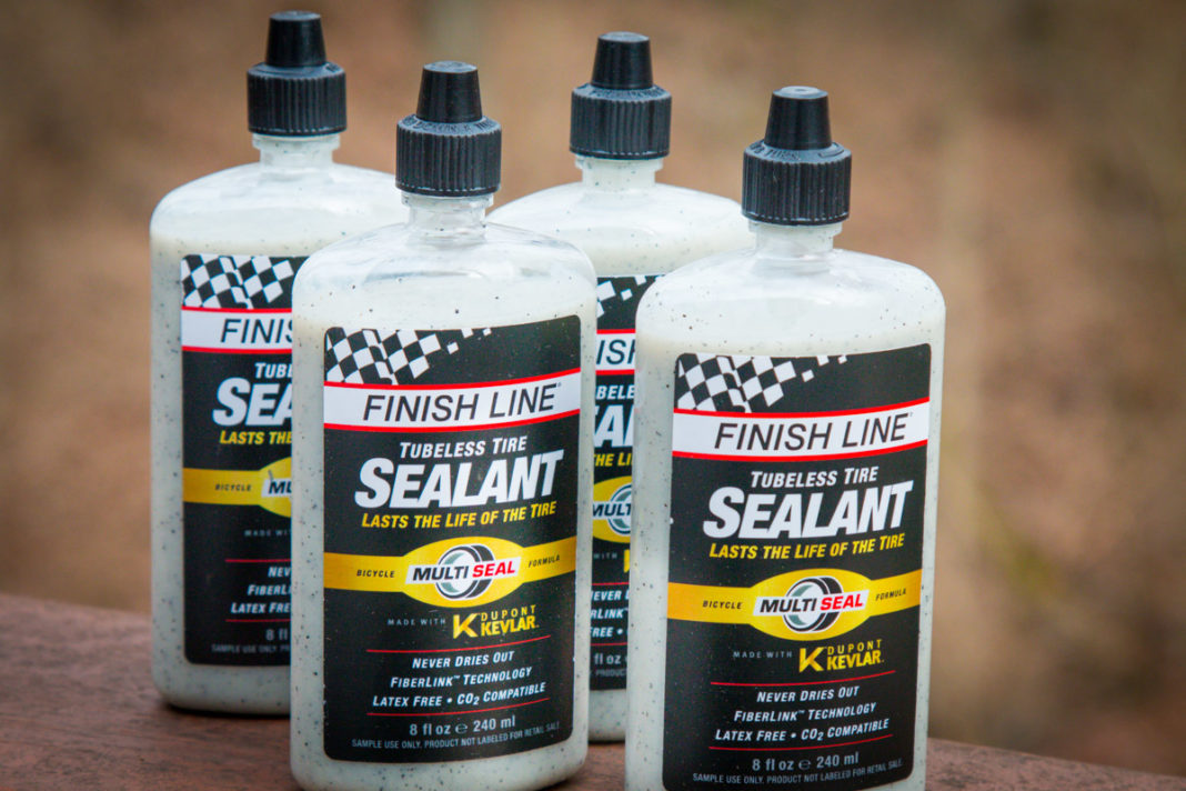 líquido sellante, Finish Line Tubeless Tire Sealant