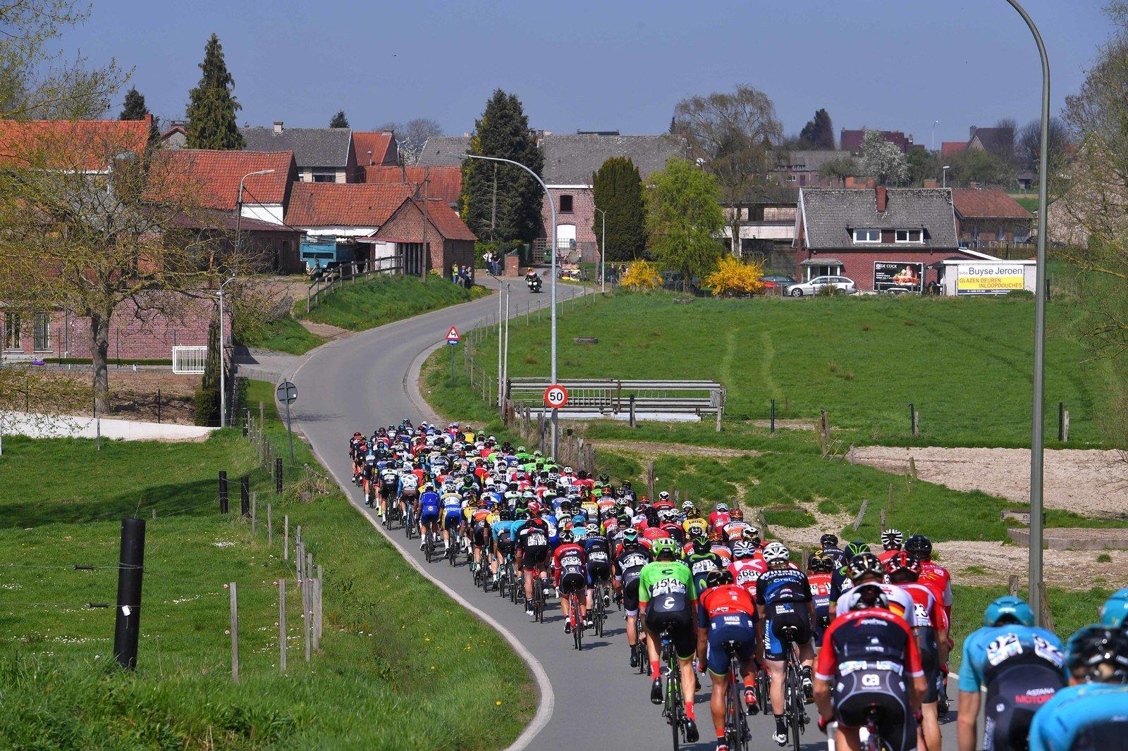 A través de Flandes