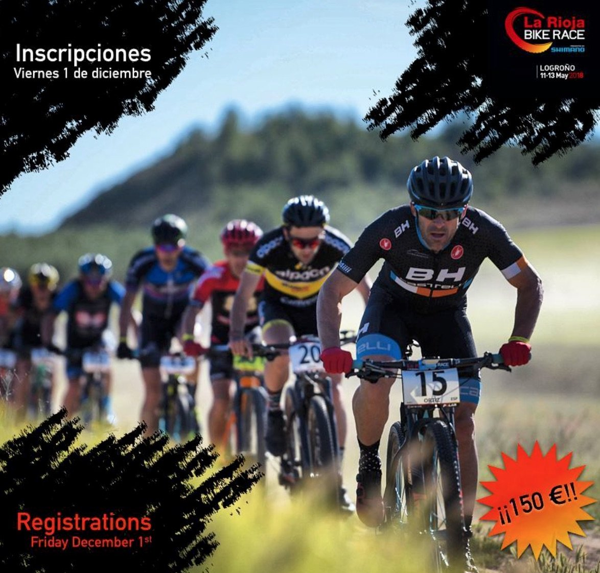 La Rioja Bike Race 2018