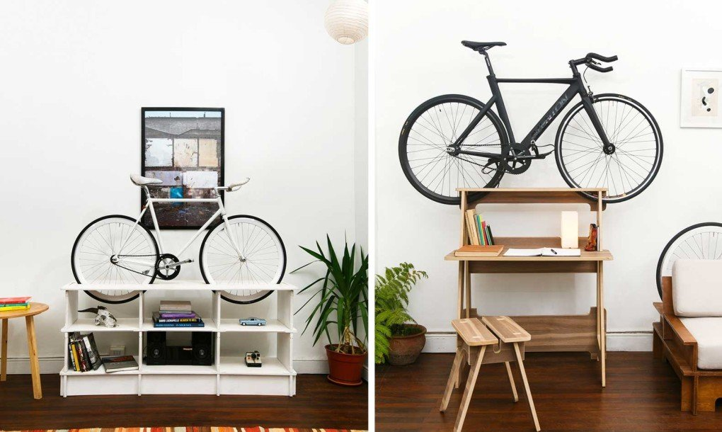 tener varias bicis en casa
