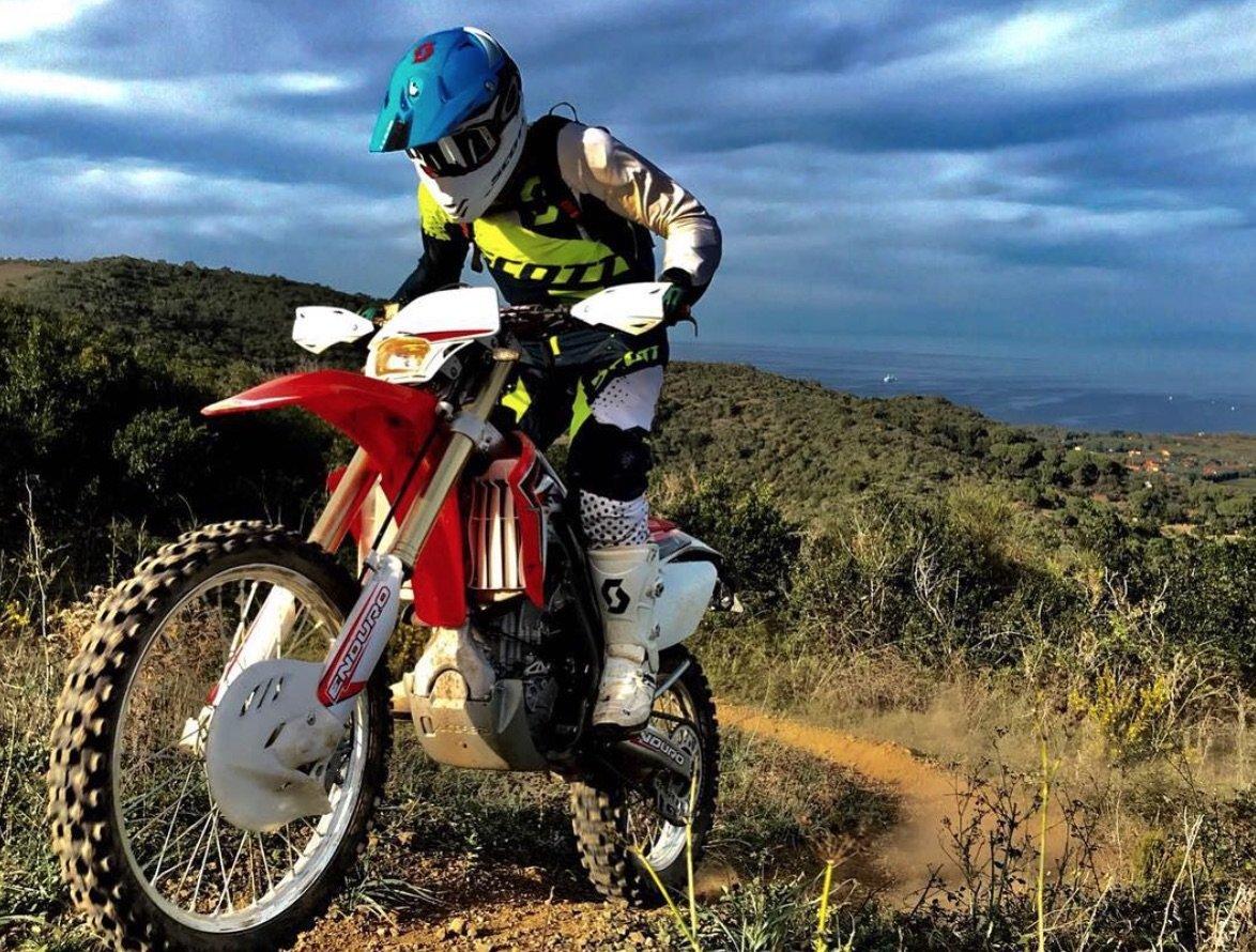 Nino schurter Enduro moto