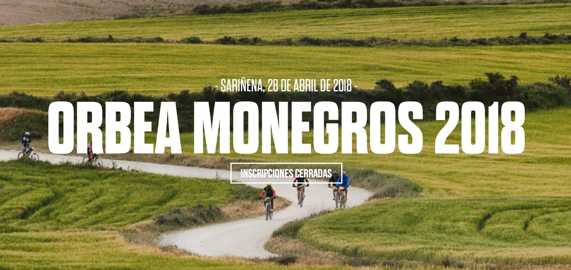 Orbea Monegros 2018
